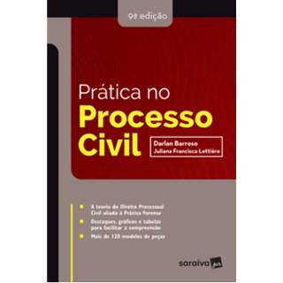 Livro Prática no Processo Civil - Barroso - Saraiva