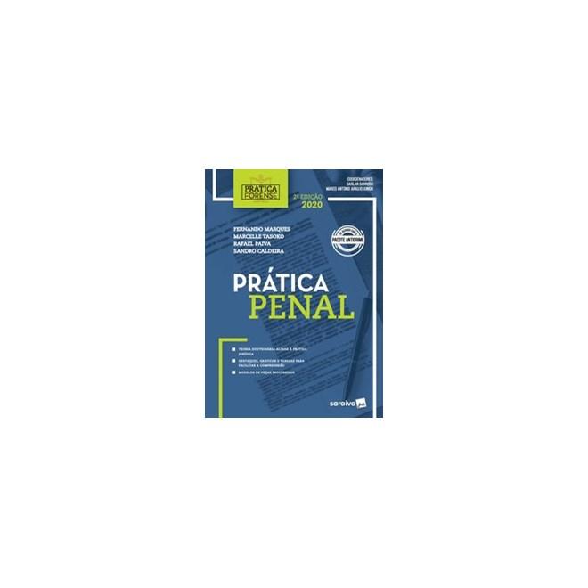 Livro - Prática Penal - Coleção Prática Forense - 2ª Edição 2020 - Barroso 9º edição