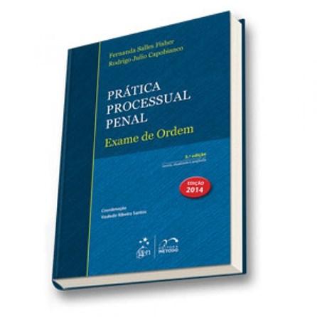 Livro - Prática Processual Penal - Exame de Ordem - Fisher