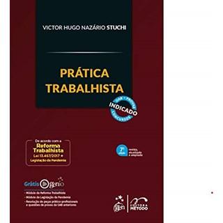 Livro - Prática Trabalhista - Stuchi