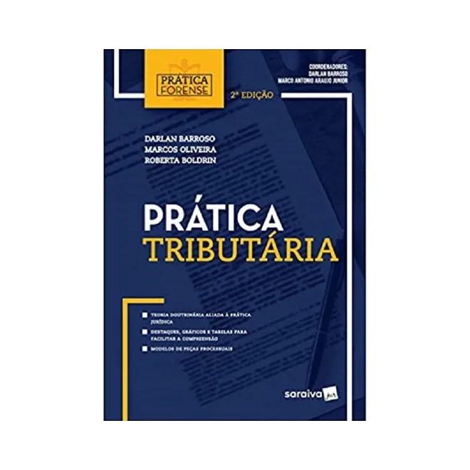 Livro - Prática Tributária - Barroso