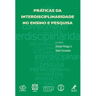 Livro - Práticas da Interdisciplinaridade no Ensino e Pesquisa - Philippi Jr.