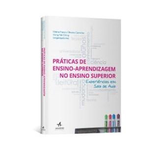Livro - Práticas de Ensino-Aprendizagem no Ensino Superior: Experiências em Sala de Aula - Carvalho