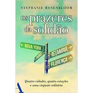 Livro - Prazeres da Solidão - Rosenbloom