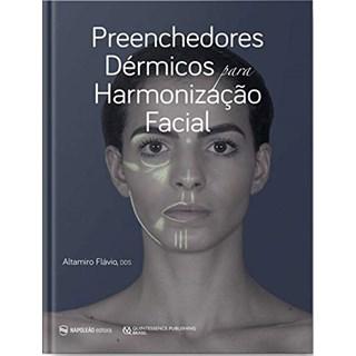 Livro Preenchedores Dérmicos Para Harmonização Facial - Flavio - Napoleão