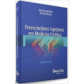 Livro - Preenchedores Injetáveis em Medicina Estética - Maio - Santos Pub
