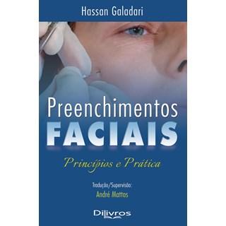 Livro - Preenchimentos Faciais Princípios e Práticas - Galadari
