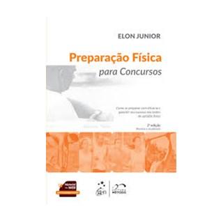 Livro - Preparação Física para Concursos - Araujo Junior