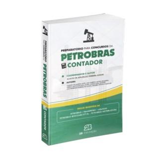 Livro - Preparatório para Concurso da Petrobrás Contador - Ferreira Junior