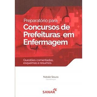 Livro Preparatório para Concursos de Prefeituras em Enfermagem - Sanar