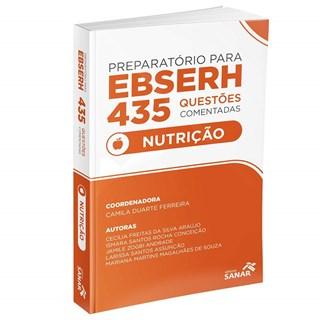 Livro Preparatório para EBSERH Nutrição - 435 Questões Comentadas