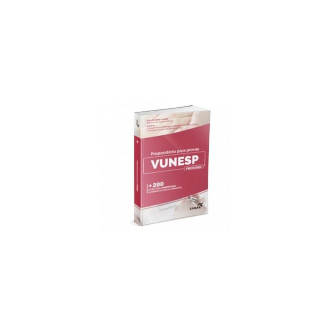 Livro - Preparatório para Provas VUNESP - Psicologia - Alonso