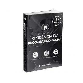 Livro Preparatório para Residência em Buco-Maxilo-Facial - Maranhão - Sanar