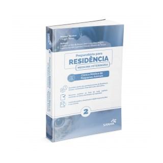 Livro - Preparatório para Residência em Clínica Médica de Pequenos Animais - Bulhosa - Sanar