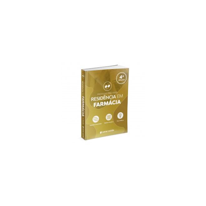Livro - Preparatório para Residencia em Farmácia - Sousa