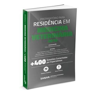 Livro Preparatório Para Residência em Medicina Veterinária - Conceição - Sanar