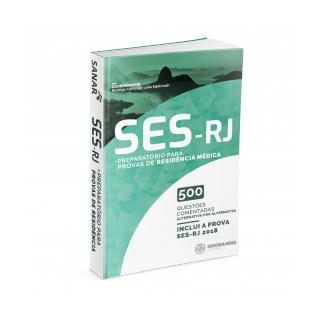 Livro - Preparatório para Residência Médica - SES RJ - Edelmuth
