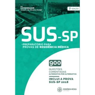 Livro - Preparatório para Residência Médica - SUS SP - Araujo 2ª edição
