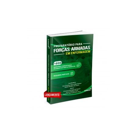 Livro - Preparatórios Para Forças Armadas em Enfermagem - Do Rosário