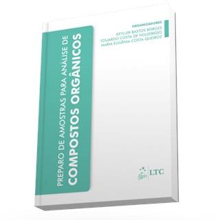 Livro - Preparo de Amostras para Análise de Compostos Orgânicos - Borges