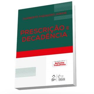 Livro - Prescrição e Decadência - Theodoro Junior