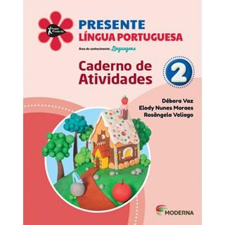 Livro - Presente Língua Portuguesa - 2 Ano - Caderno de Atividades - Moderna