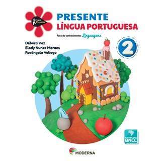 Livro - Presente Língua Portuguesa - 2 Ano - Moderna