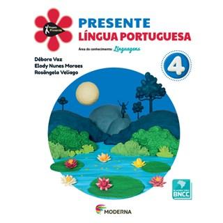 Livro - Presente Língua Portuguesa - 4 Ano - Moderna