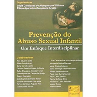 Livro - Prevenção do Abuso Sexual Infantil - Williams