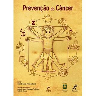 Livro - Prevenção do Câncer - Antunes TF