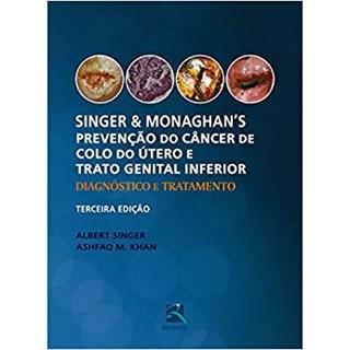 Livro - Prevenção do Câncer do Colo do Útero e Trato Genital Inferior - Singer
