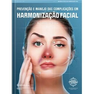 Livro Prevenção e Manejo das Complicações em Harmonização Facial - Souza - Napoleão