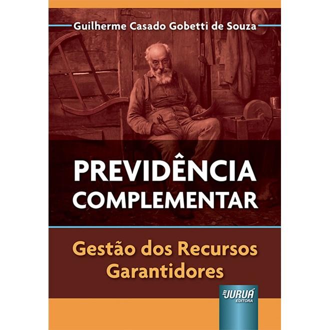 Livro - Previdência Complementar - Souza - Juruá