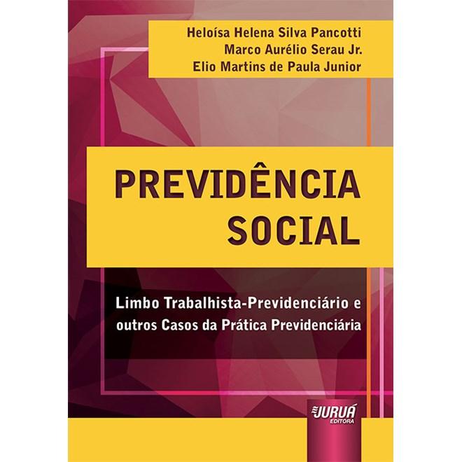 Livro - Previdência Social - Pancotti - Juruá