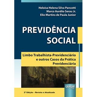 Livro Previdência Social - Pancotti - Juruá - Pré-Venda