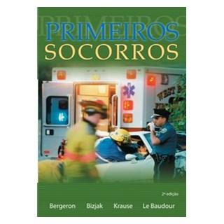 Livro - Primeiros Socorros - Bergeron