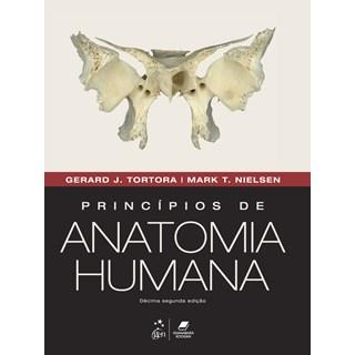 Livro - Princípios de Anatomia Humana - Tortora ***
