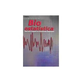 Livro - Princípios de Bioestatística - Pagano
