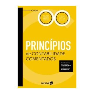 Livro - Princípios de Contabilidade – Comentados 2ED - Moura Ribeiro 2º edição