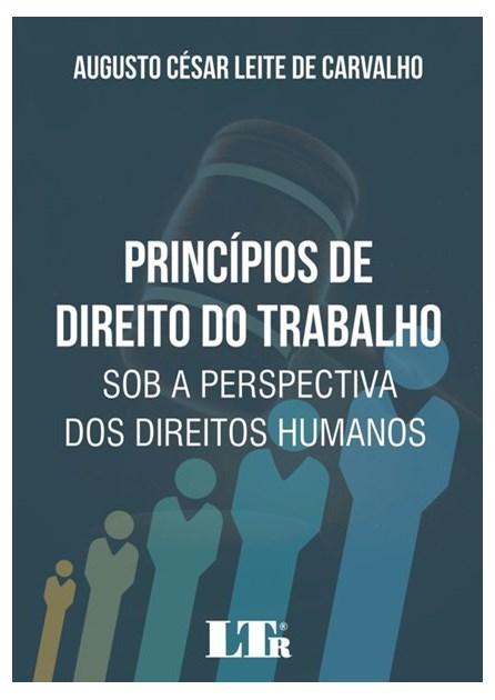 Livro - PRINCÍPIOS DE DIREITO DO TRABALHO - SOB A PERSPECTIVA DOS DIREITOS HUMANOS