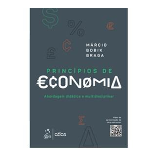Livro - Princípios de Economia - Abordagem Didática e Multidisciplinar - Braga