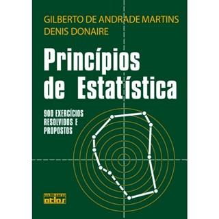 Livro - Princípios de Estatísticas - Martins