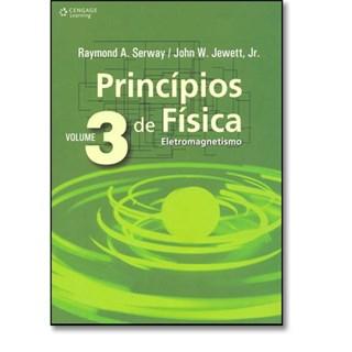 Livro - Princípios de Física - Eletromagnetismo - Vol. 3 - Jewett Jr.