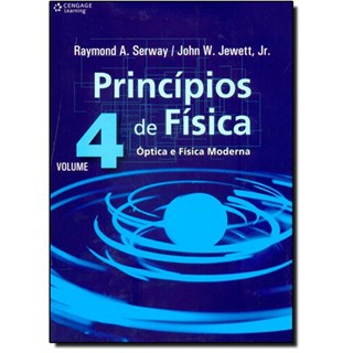 Livro - Princípios de Física - Óptica e Física Moderna - Vol. 4 - Jewett Jr.