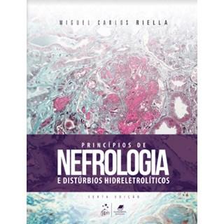 Livro - Princípios de Nefrologia e Distúrbios Hidroeletrolíticos - Riella