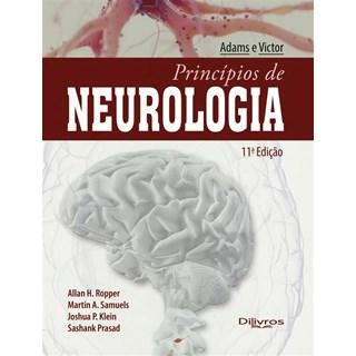 Livro Princípios de Neurologia - Adams e Victor  - Dilivros