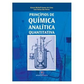 Livro - Princípios de Química Analítica Quantitativa - Lima