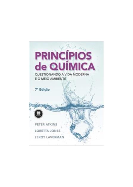 Livro - Princípios de Química - Atkins