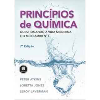 Livro Princípios de Química - Atkins - Bookman