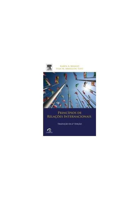 Livro - Princípios de Relacões Internacionais - Mingst